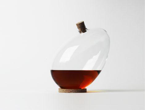 Egg Decanter, Sebastian Bergne