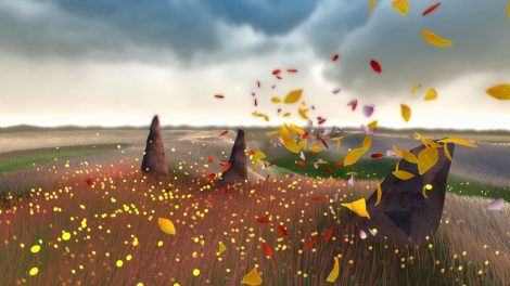 Flower, Thatgamecompany, 2009