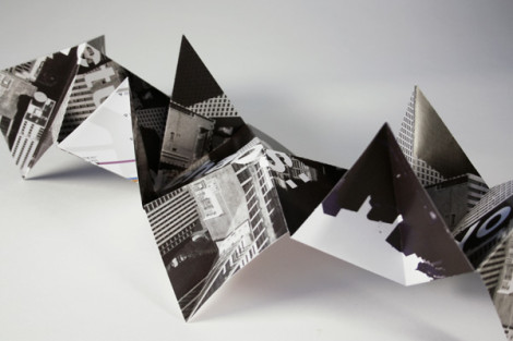 Structured Chaos: New York, courtesy of the artist Becky Kirk