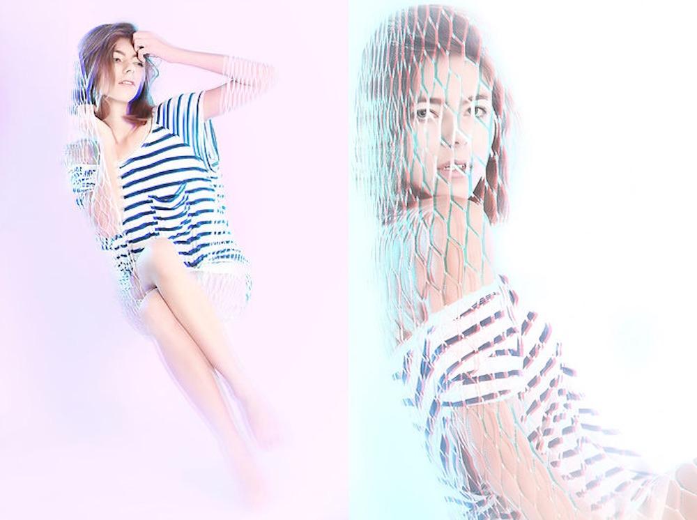 MA Fashion Media Production graduate Nunu Gabuniya