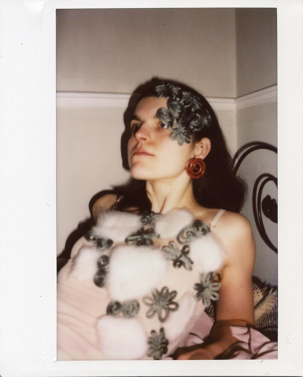 Jess by BA (Hons) Fashion Textiles alumna Josephine Cowell.