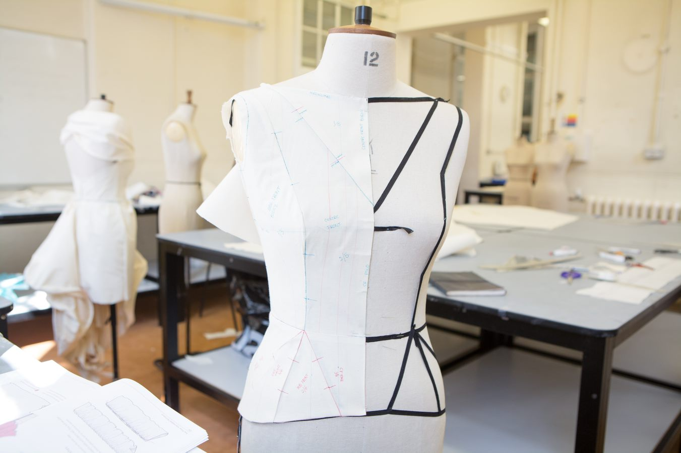 Introduction to Draping on the Stand