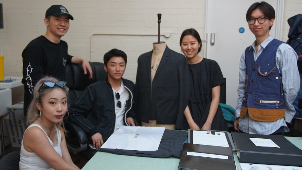 Meet the bespoke tailoring winners of a recent Scabal project.
