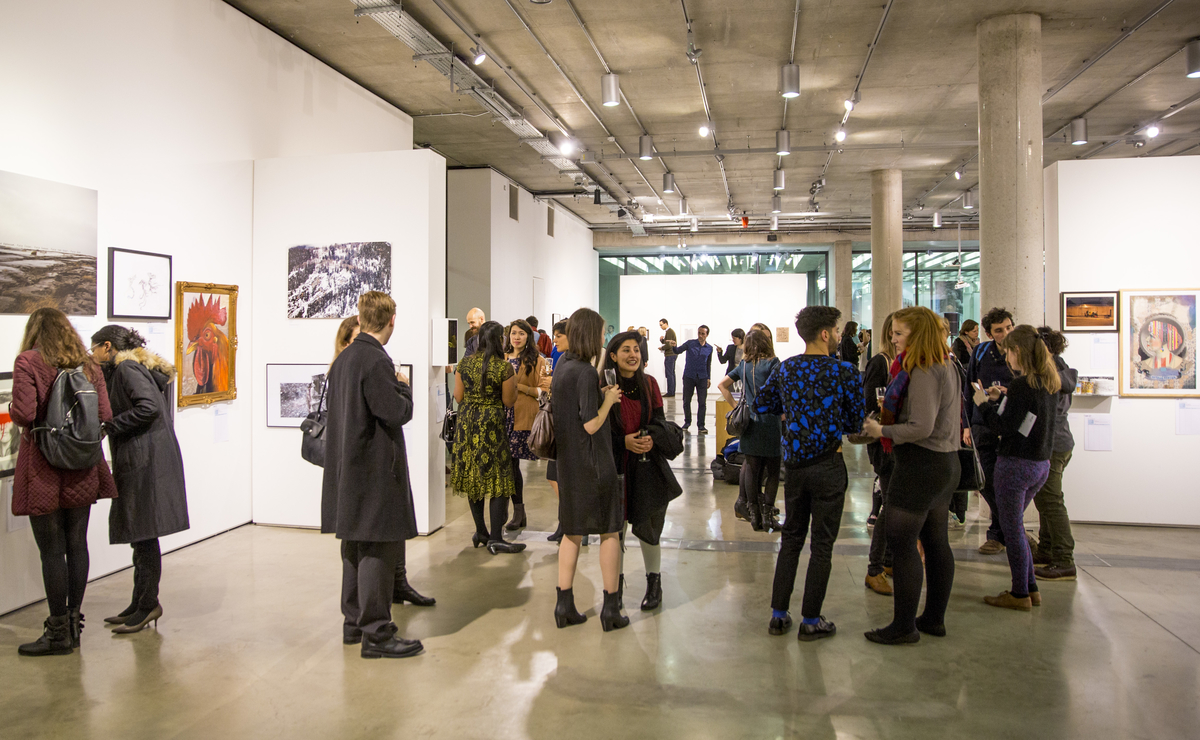 CSM Art Auction VIP Reception