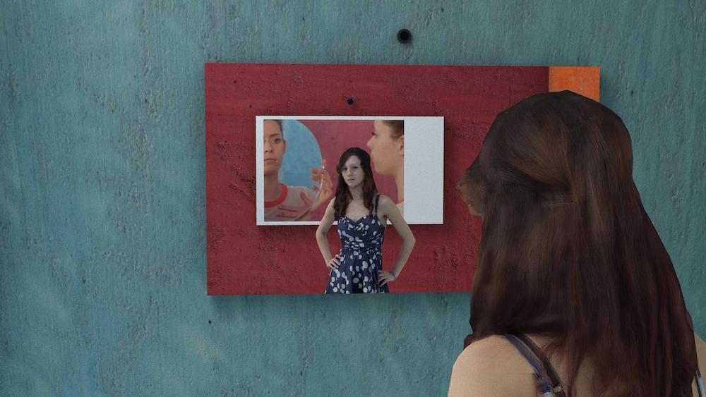 MA Fashion Media Production graduateMurvet Doganlar for LCFMA18.