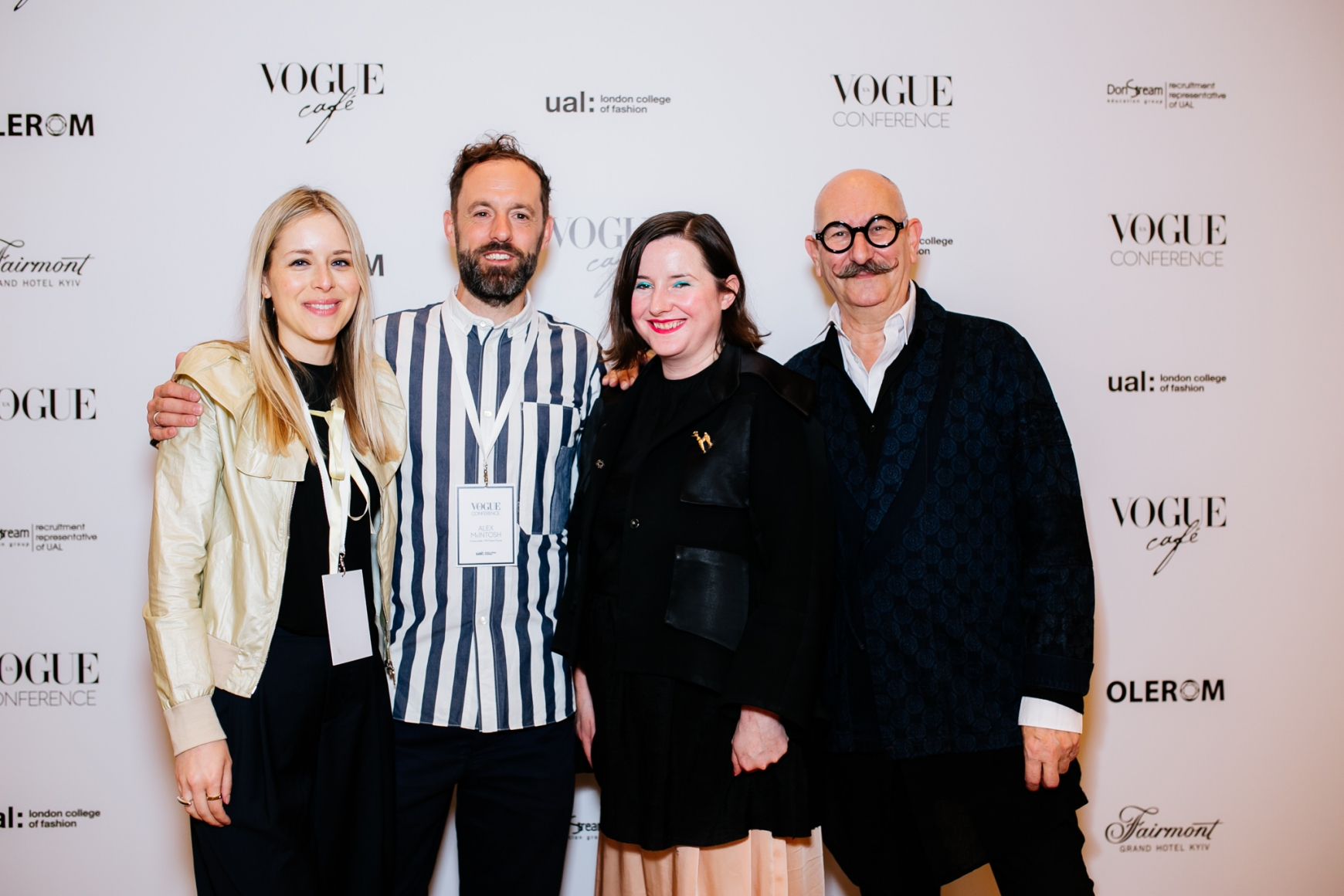 Vogue conference UA