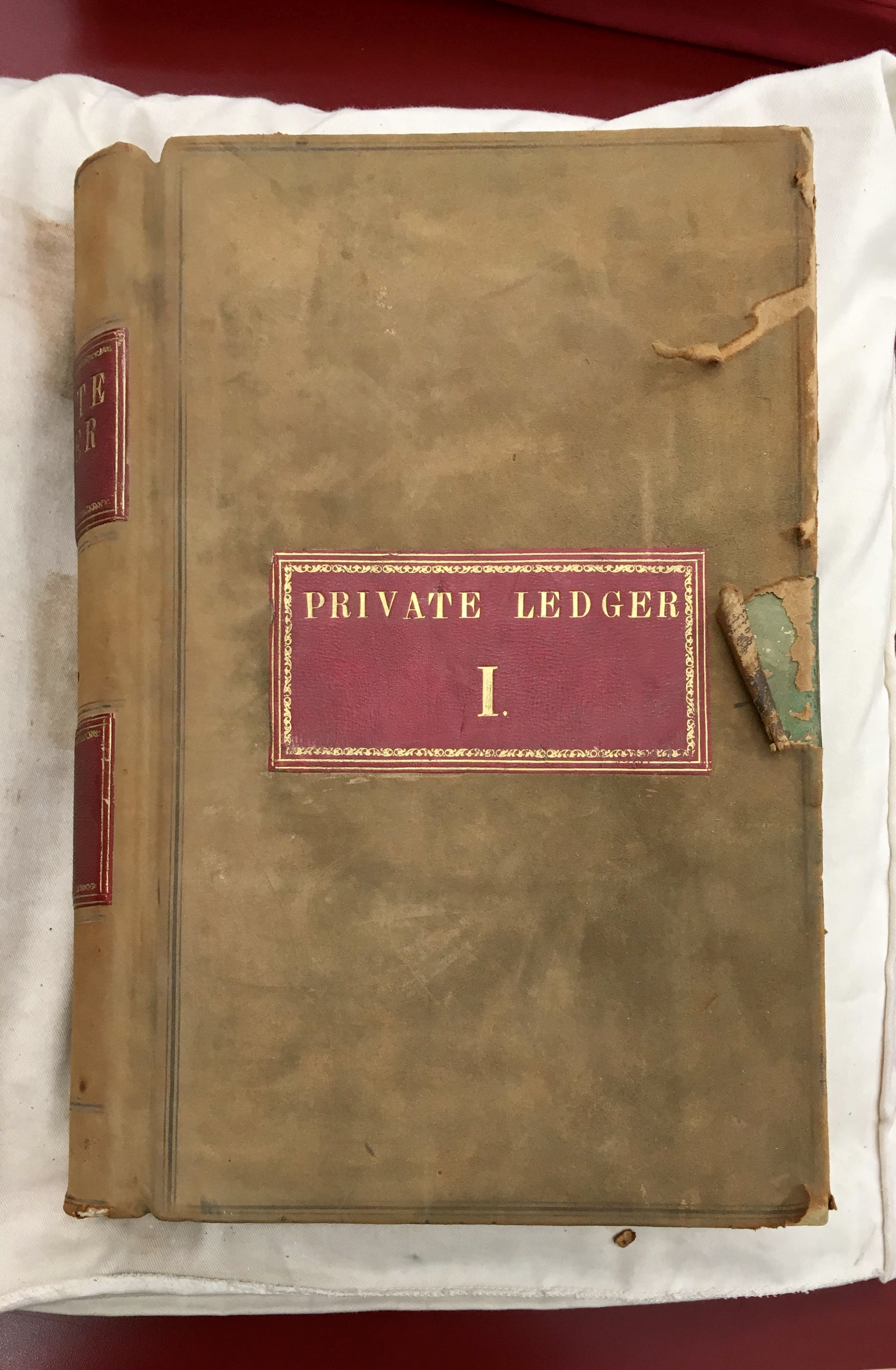 Private ledger