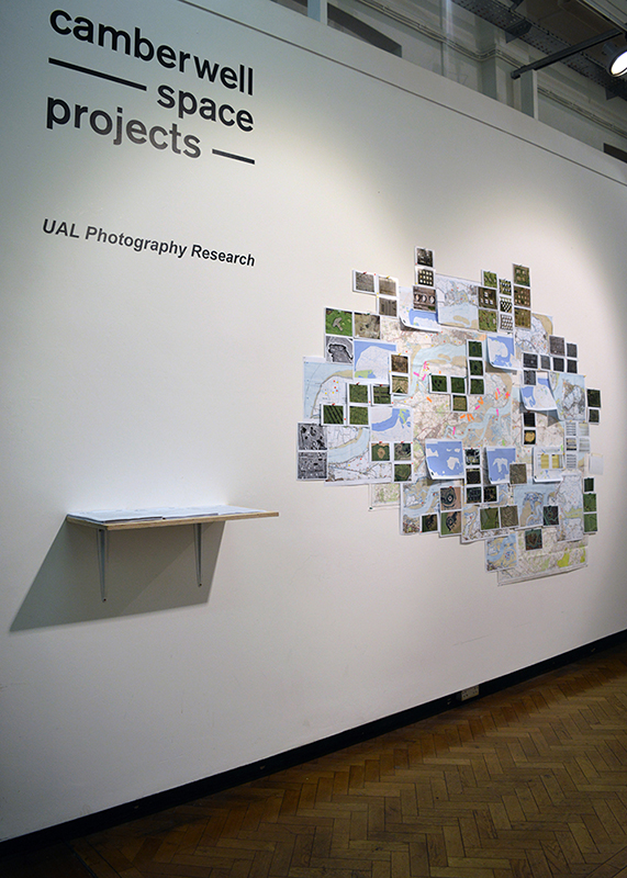 UAL Photography Research Exhibition, Camberwell Space Projects