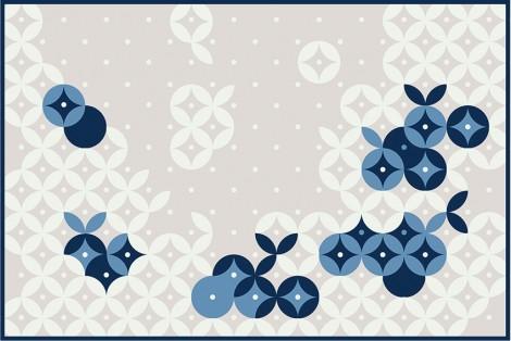 Artcode for Johnson Tiles, designed by Bridgette Chan