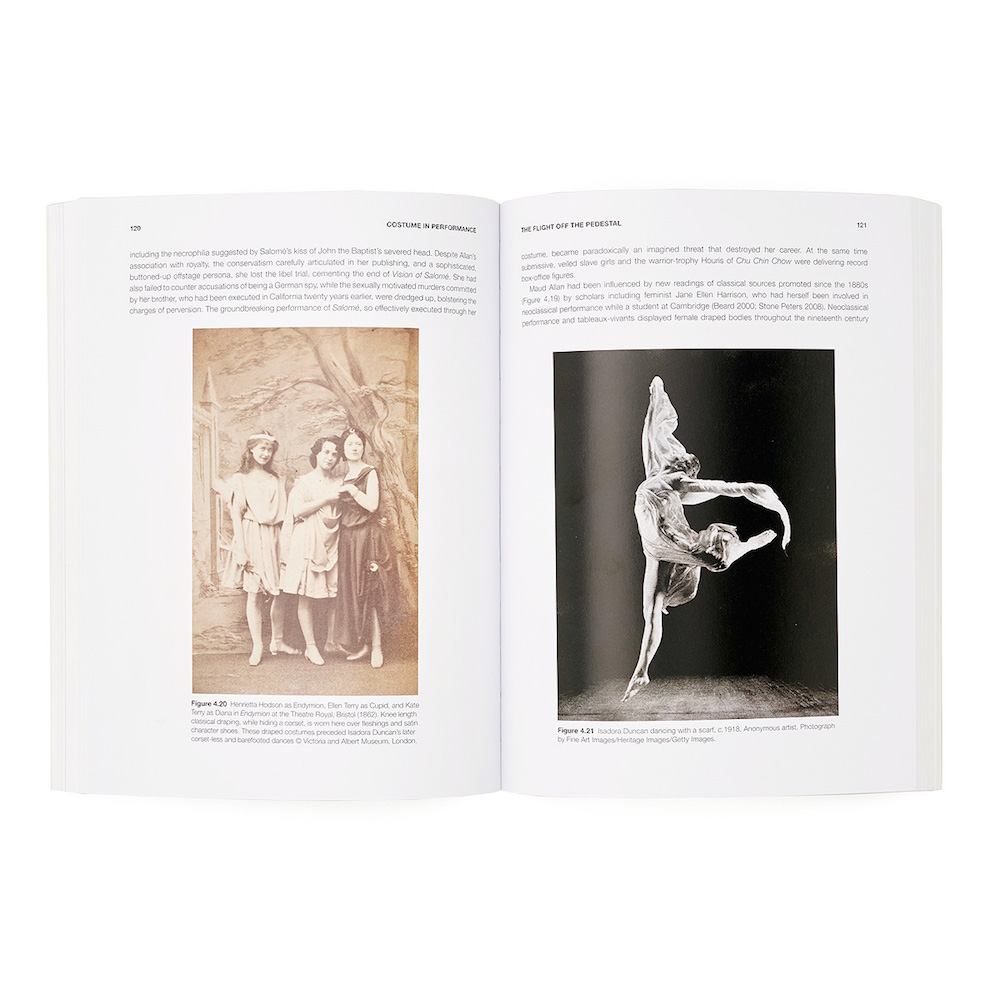 Costume in Performance: Materiality, Culture and the Body(published by Bloomsbury).