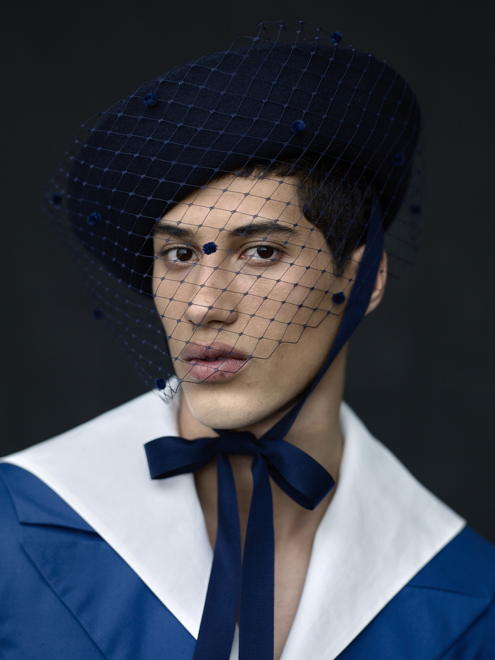 Graduate Spotlight: MA Fashion Design Technology Menswear graduate Yingyi Lu.