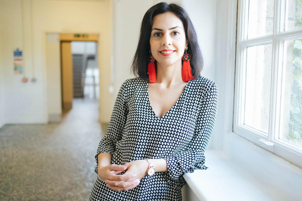 Student Story: Samira Modaresifar, Interior Design | UAL