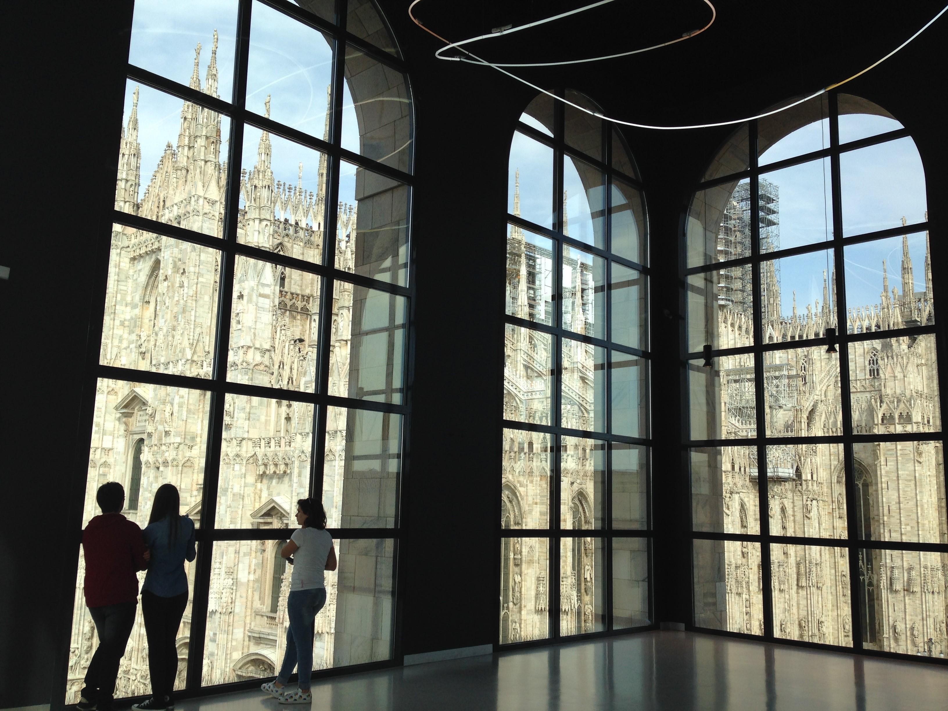 Milan Cathedral, Milan, Italy, Molly Bland