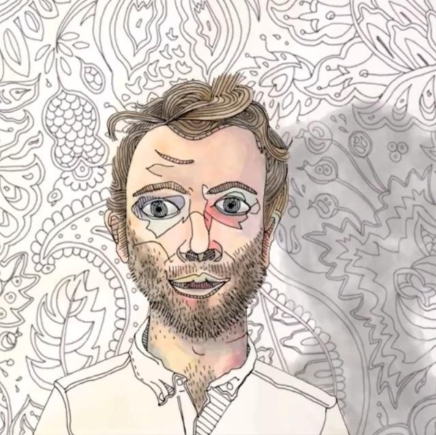 Still from Charlotte's LoopdeLoop award winning animation