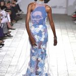 Tolu Coker, BA Fashion Print (photo: catwalking.com)