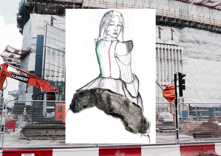 Naruhiro Iizawa - 'Construction Imperfection'