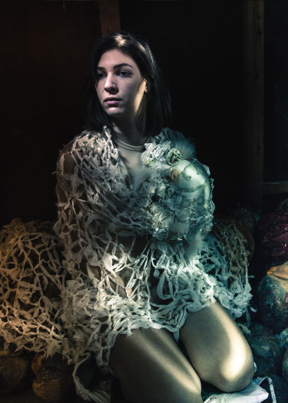 Costume design by Celine Ducret