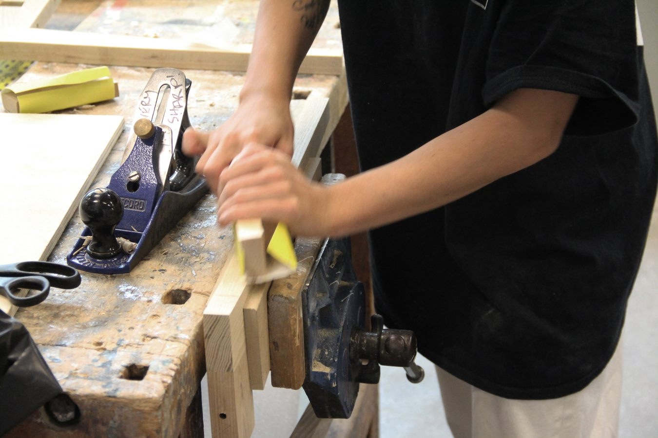 Woodworking Skills For Furniture Designers | UAL