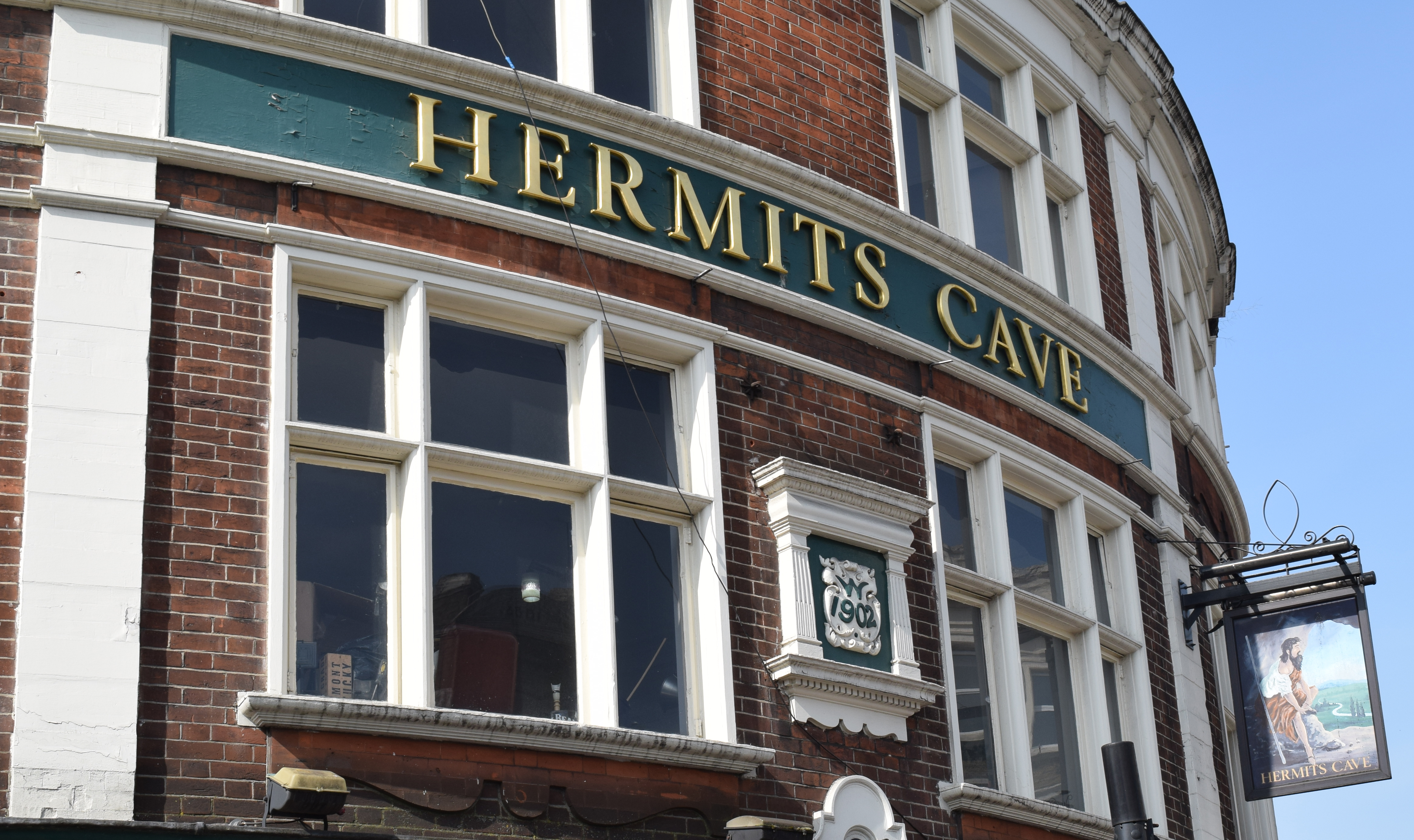 The Hermits Cave in Camberwell