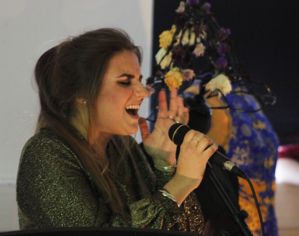 Foundation Student Charlotte Maggs Live Performance