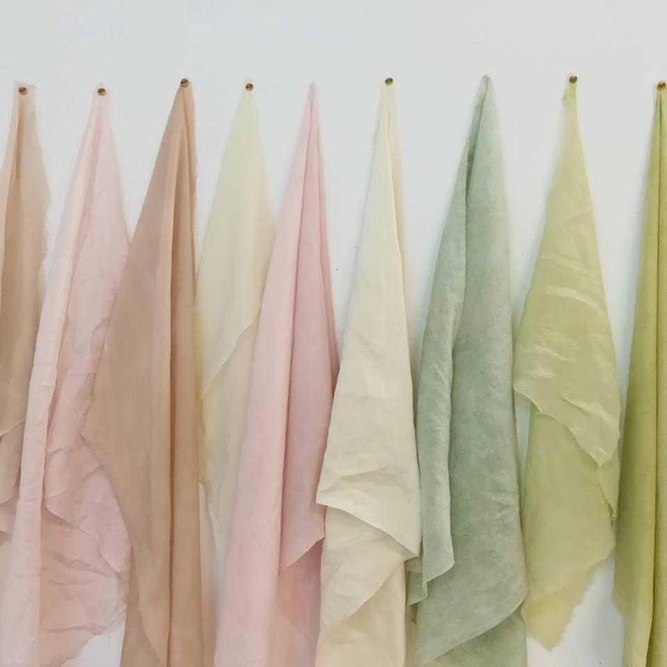 Luisa Balaban - Microalgae sustainable textile design