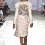 River Garam Jang, BA Fashion Womenswear (photo: catwalking.com)
