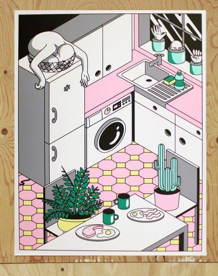 If People Were Like Plants, Frey Morgan (BA Graphic Design)