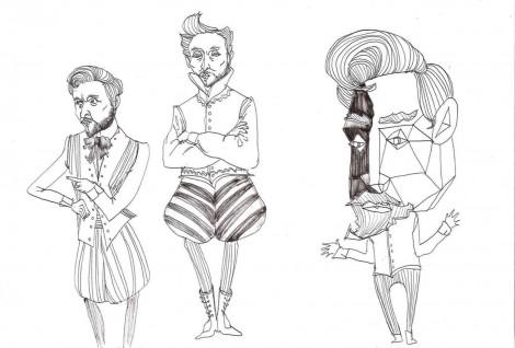 Yifei Chen's designs