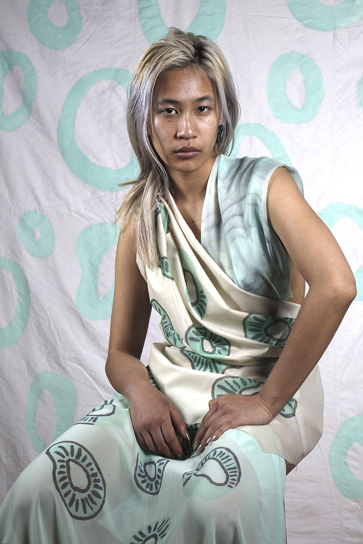 RCA MA work by BA (Hons) Fashion Textiles alumna Josephine Cowell.