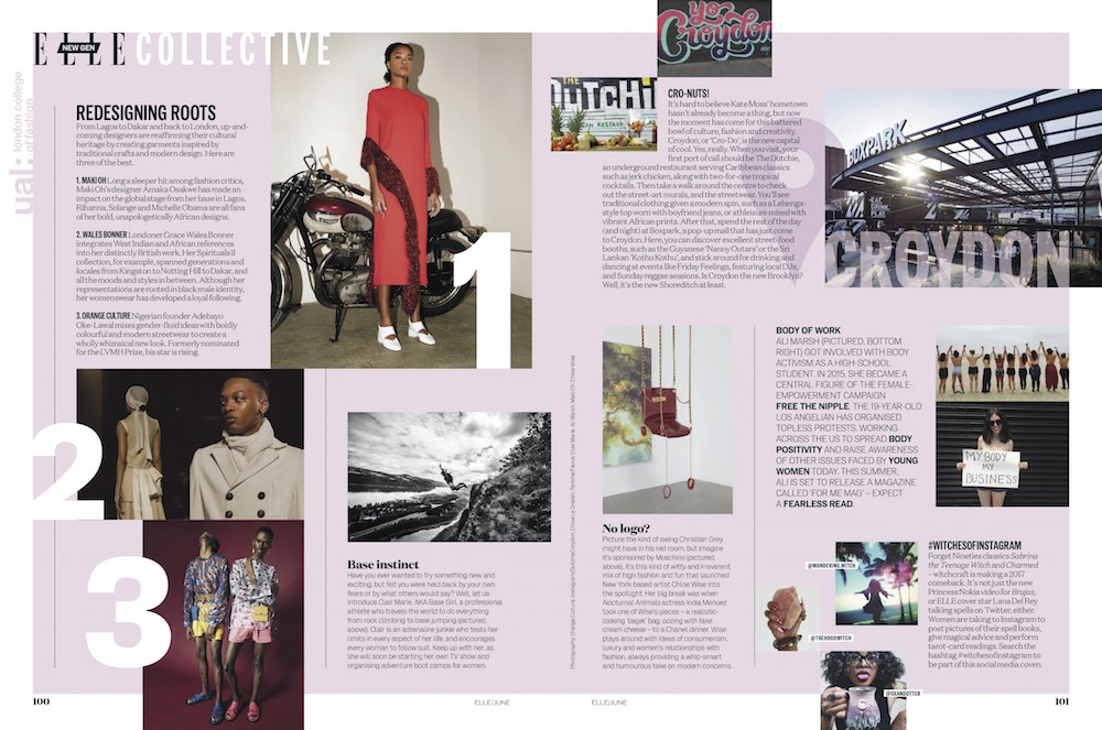 The Collective LCF x ELLE Culture Edition.