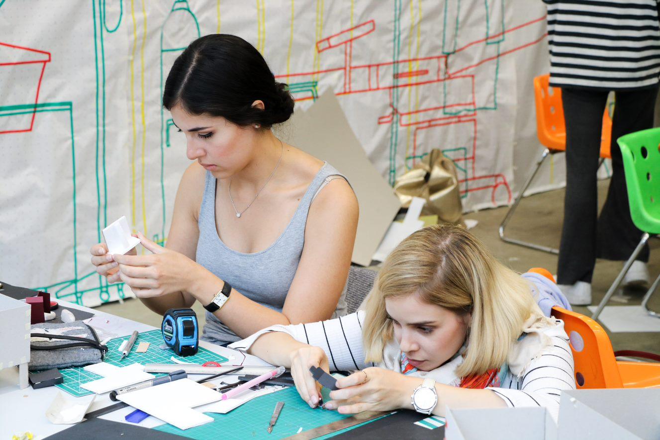 Interior Design Portfolio Course