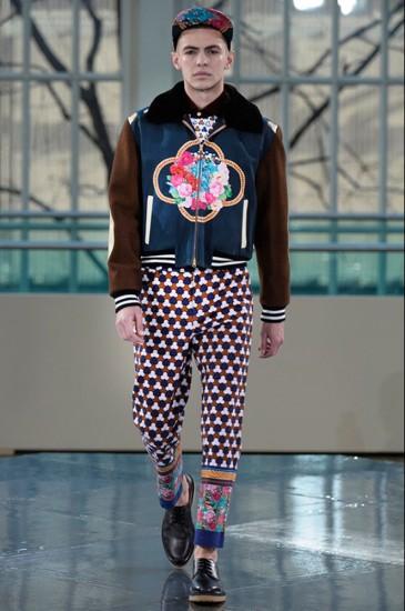 Na Di, Fashion Design Technology Menswear 2013