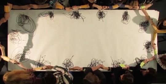 Drawing Seance -Marc Hulson & Kjetil Berge (2)