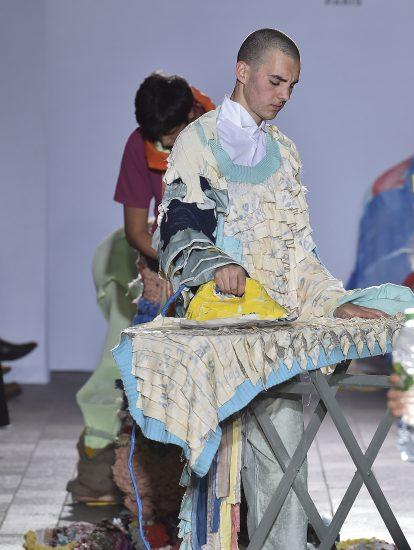 Chiara Tommencioni Pisapia (BA Fashion) Photo: Catwalking.com