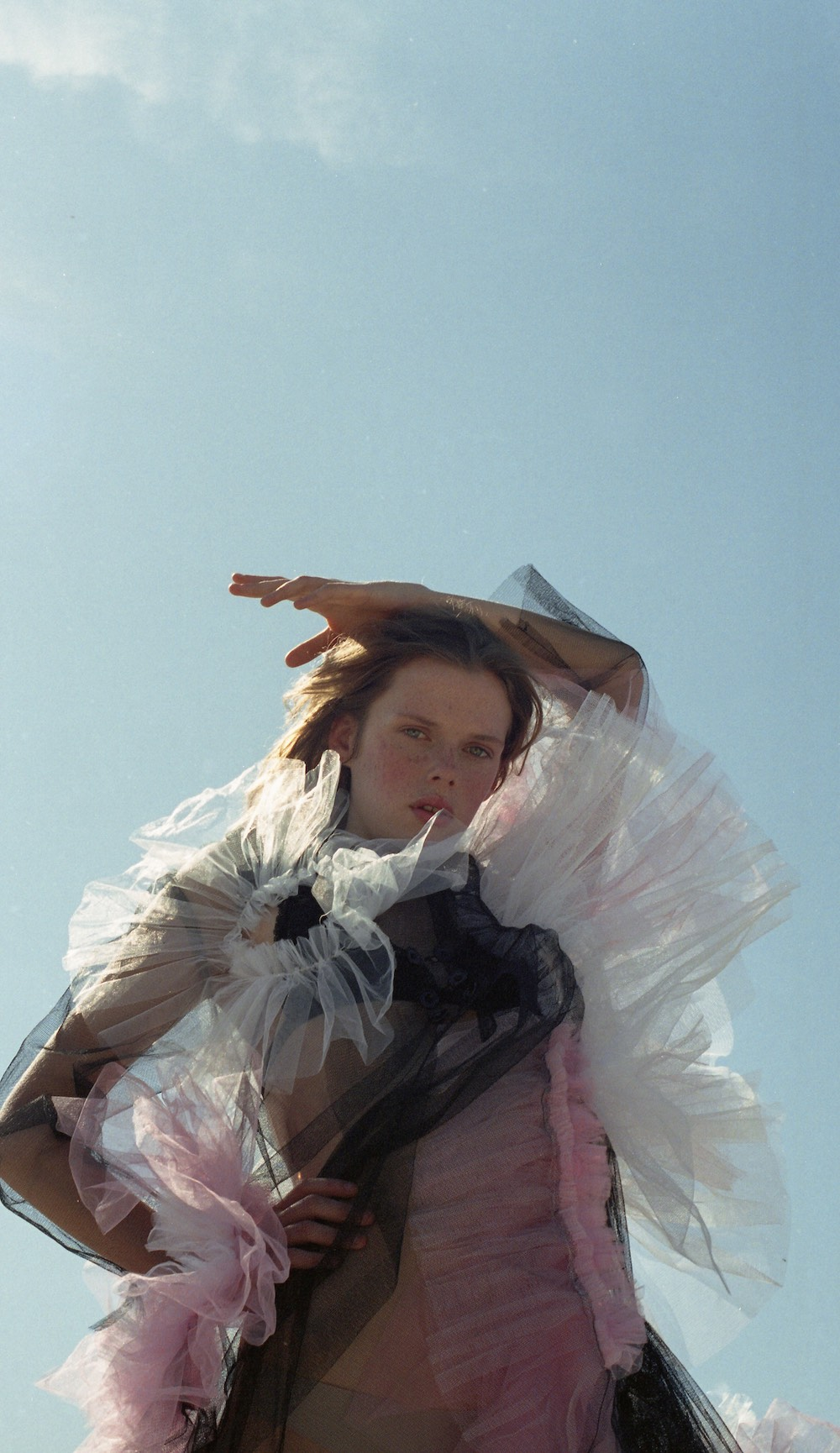 The Annual by BA (Hons) Creative Direction for Fashion graduate Caroline Wong.