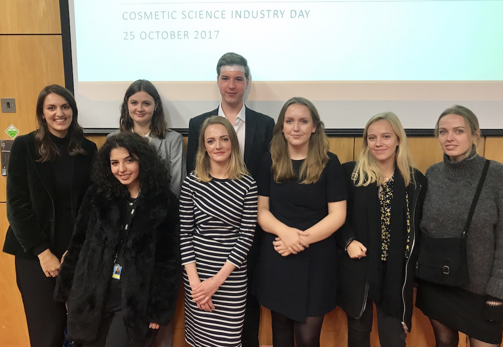 Placemennts DiPS students at the industry day.