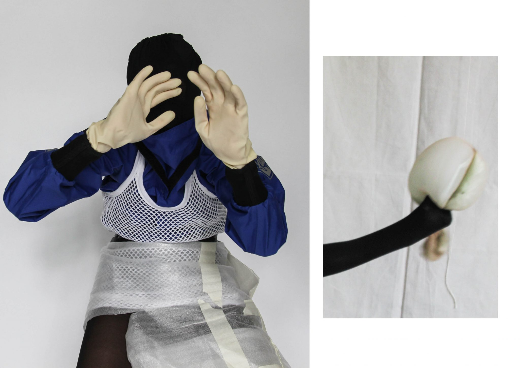 BA (Hons) Fashion Styling and Production graduate Jil Carrara.