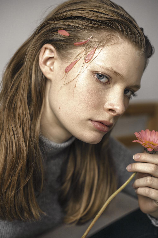 BA (Hons) Fashion Photography graduate Julia Shashkina.