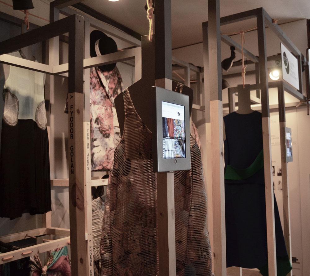Centre for Fashion Enterprise at Best of Britannia 2014 (image: Daniel Caulfield-Sriklad)