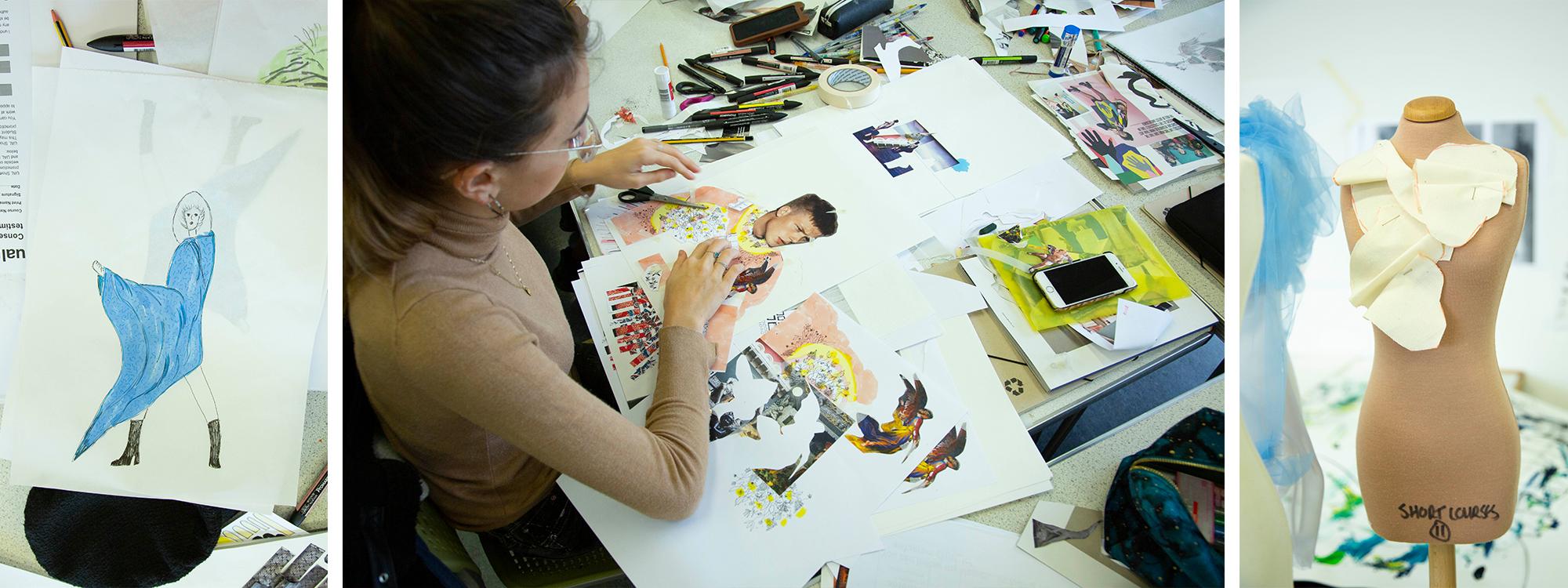 Fashion Design Intensive Online Short Course Ual