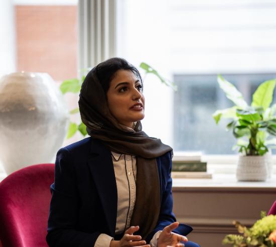 Ghadah  Alharthi