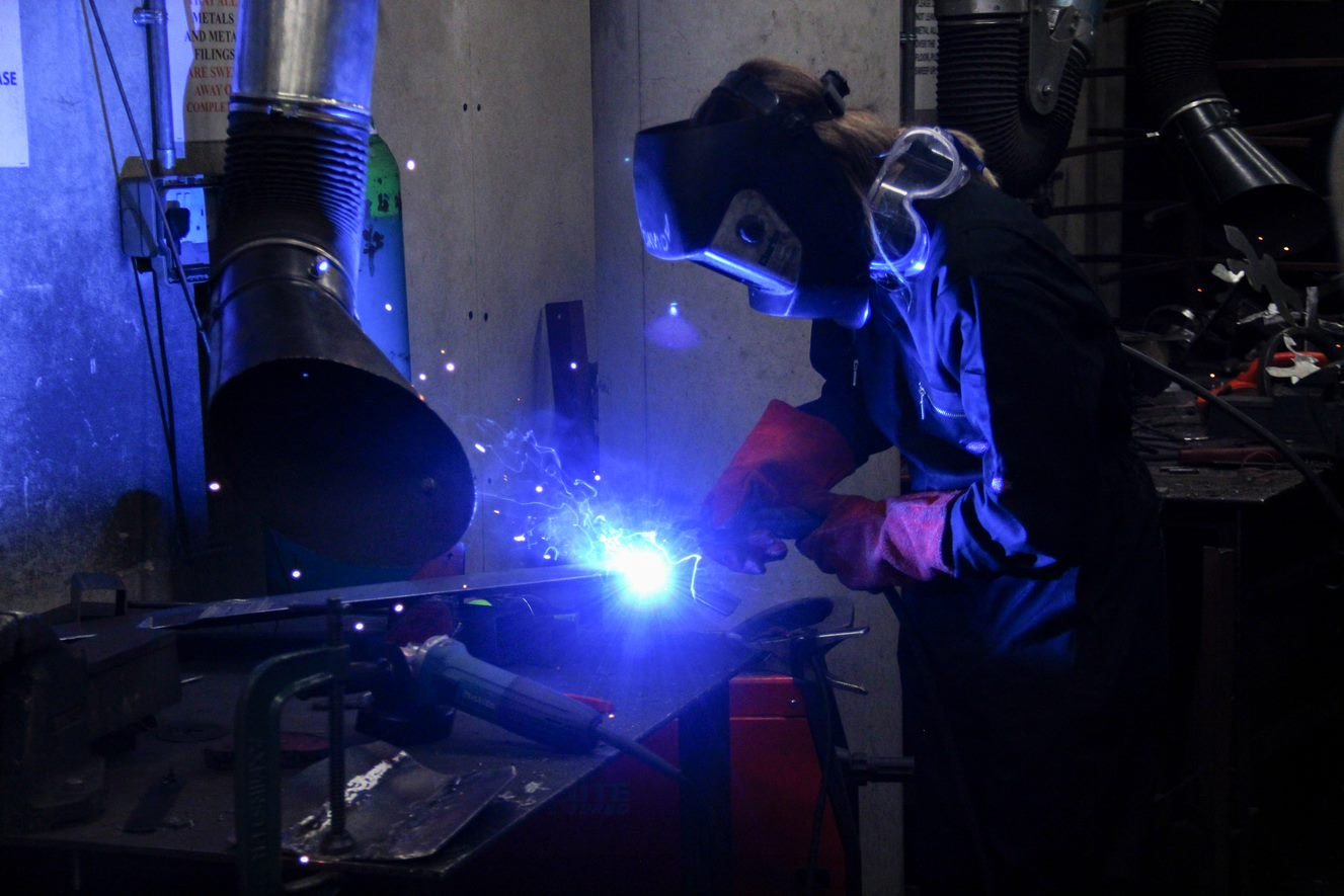 Introduction To Metalwork And Welding