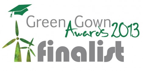 LCF is a Green Gown finalist