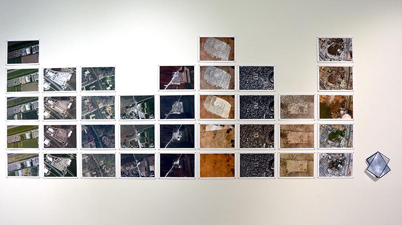 Lewis Bush, 'Borderlands' 2016, inkjet prints