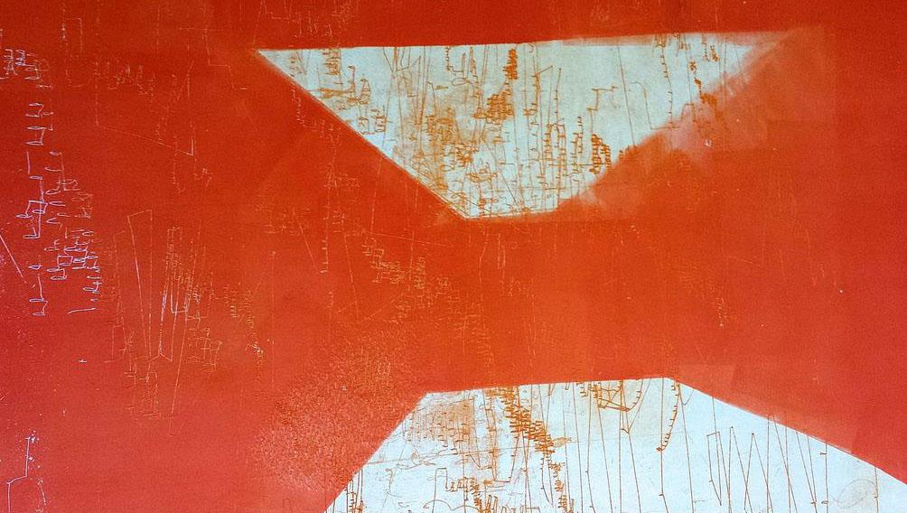 Sarah Jarman - Collapsed Corners