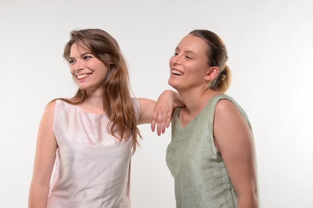 Julia Ast & Luisa Balaban