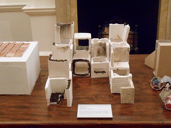 Dolls' house design by Hester Luke, BA Interior & Spatial Design