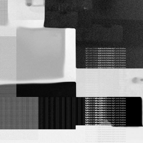 Experimental Collage Lights and Shadows by maasa yamanashi