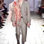 Stacey Wall, BA Fashion Knitwear (photo: catwalking.com)