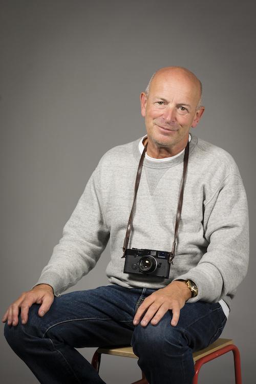Dave Hendley portrait